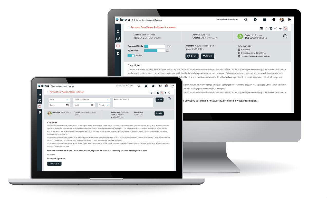 Managing Field Sites