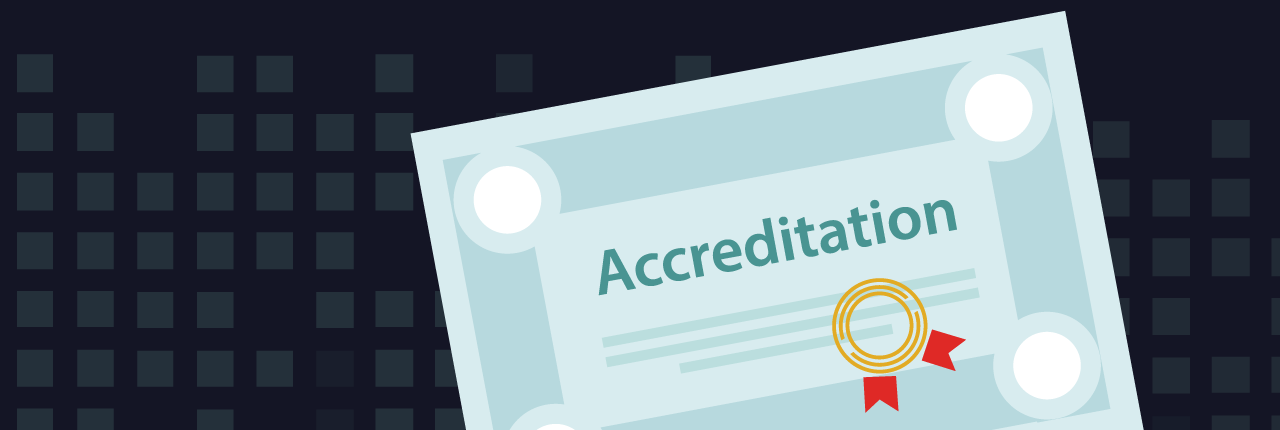 accreditation management by tevera